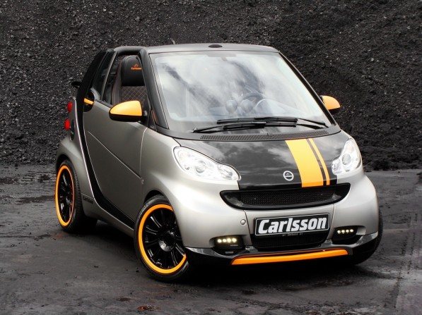 2011 carlsson smart fortwo revealed 23198 1 597x447 Carlsson Smart Fortwo 2011 Unveiled
