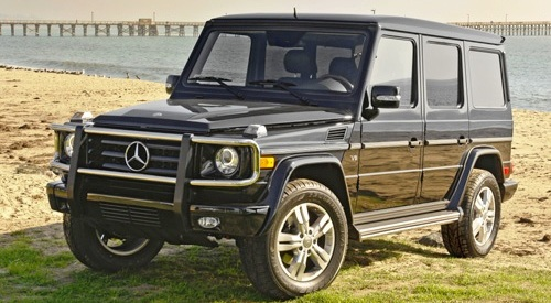 6a00d83451b3c669e2013486164f55970c Two recalls issued by Mercedes Benz covering 2002 2010 G Class models