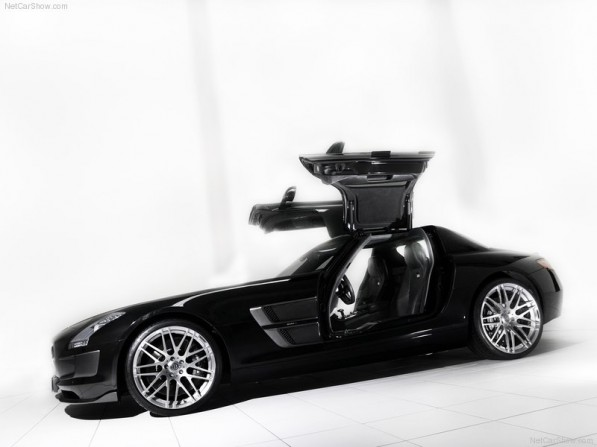 Brabus Mercedes Benz SLS AMG 2011 800x600 wallpaper 0a 597x447 BRABUS magic on the SLS AMG