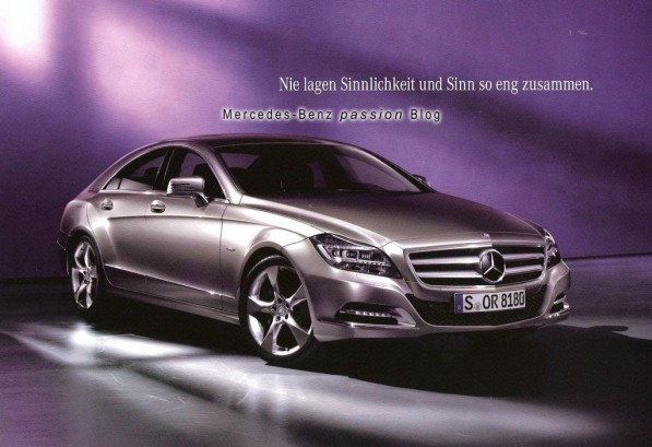 next gen cls mercedes benz leaked1 597x409 Insider Spy: The next CLS