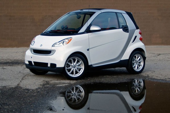 smartfortworeview003opta 597x398 Smart ForTwo Predicted to Sell Less Than 100,000 Units Globally
