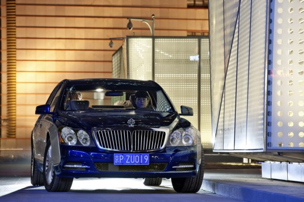 Maybach 62 62S 01 597x397 Maybach 57 and 62 now available in South Korea