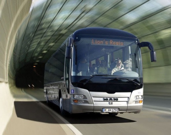Mercedes Benz to foray into city bus segment launch new facility 592x470 New plant in India to make high end city buses