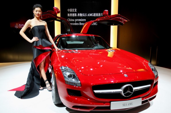 PHO 10Apr26 2200421 597x397 SLS AMG coming to China this month