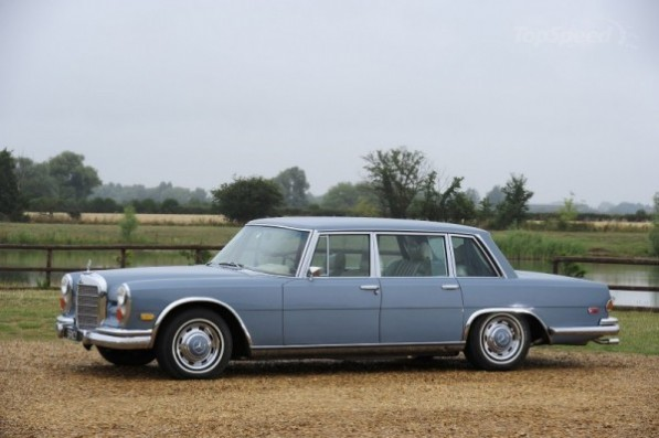 bonhams puts elvis pw 597x397 The Kings Mercedes Benz 600 Sells for £80,700