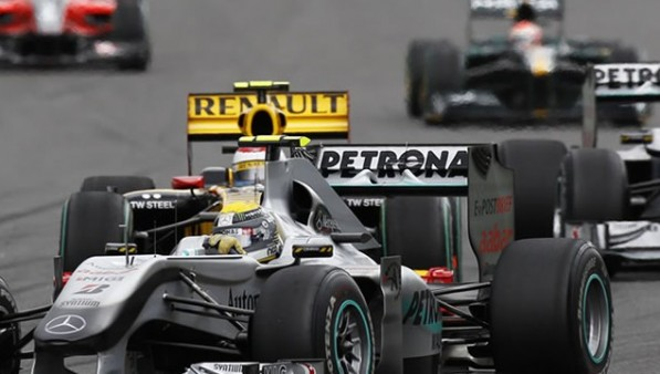 gp petronas 635x360 597x338 Petronas finishes 5th and 9th at Italian GP