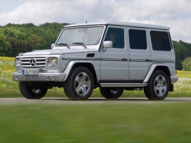 Mercedes benz g wagon 2010 price for Mercedes benz g wagon price