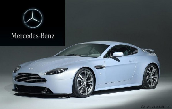 Mercedes Benz Aston Martin2 597x381 Aston Martin merge possible