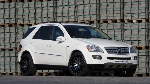 Mercedes Benz ML500 Senner 2 597x335 Senner tuning revitalizes the ML500