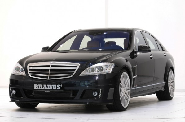 brabus sv12 r biturbo now has 800 hp 25595 1 597x396 Wildest premium sedan ever by Brabus