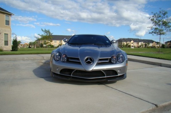 michael jordan sells his mercedes slr 722 on ebay 25391 1 597x394 Michael Jordans SLR up on eBay