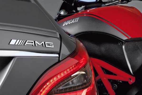 01 amg ducati partners 597x398 Is AMG considering full takeover of Ducati?