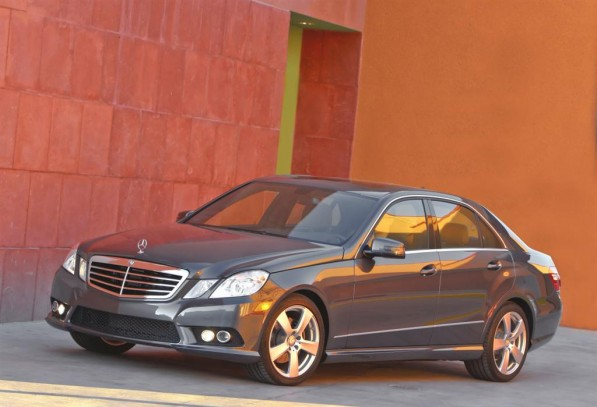 1024 2010 E350 Sport Sedan E350 Sport Sedan 95 large 597x407 MBUSA growth track remains steady
