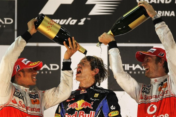 2010 red bull sebastian vettel abu dhabi world driver champion 02 4ce044cdf1e79 1280x1024 597x399 Vettel disobeys team suggestions   wins 2010 F1 World Championship
