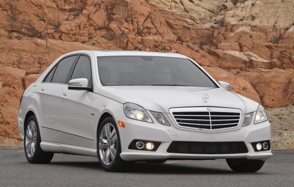 2011 E350 BlueTEC 02 597x379 2011 diesel models recalled for potential fuel leak