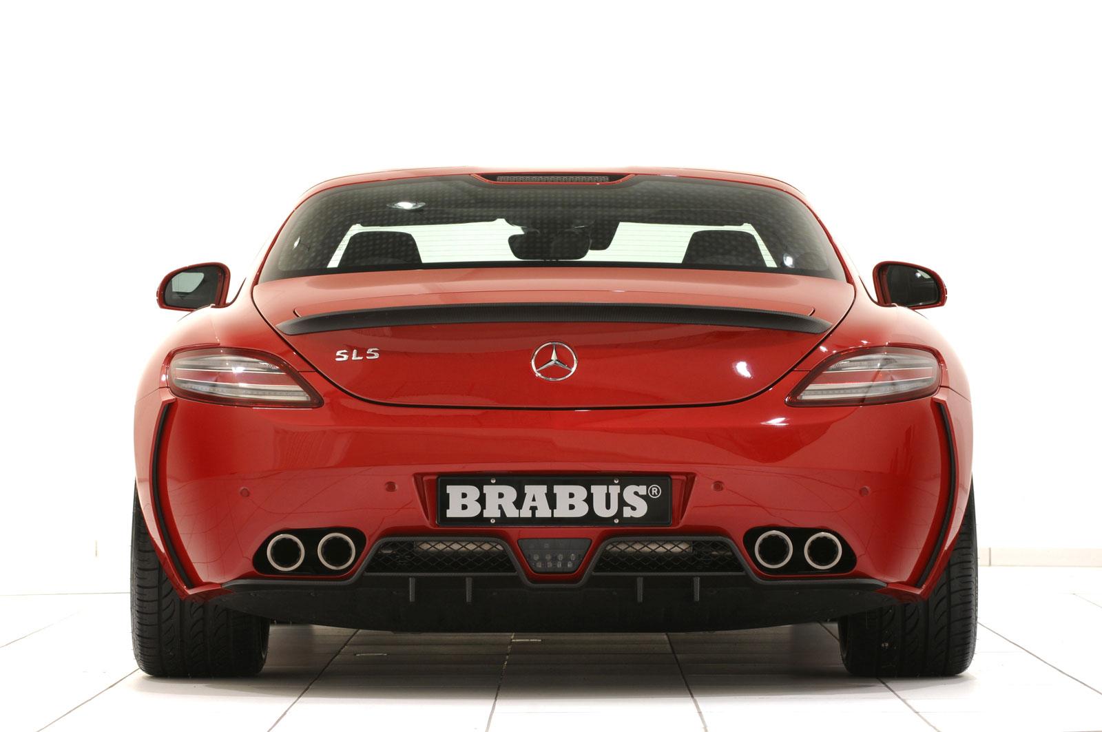 BRABUS Unveils SLS Widestar at