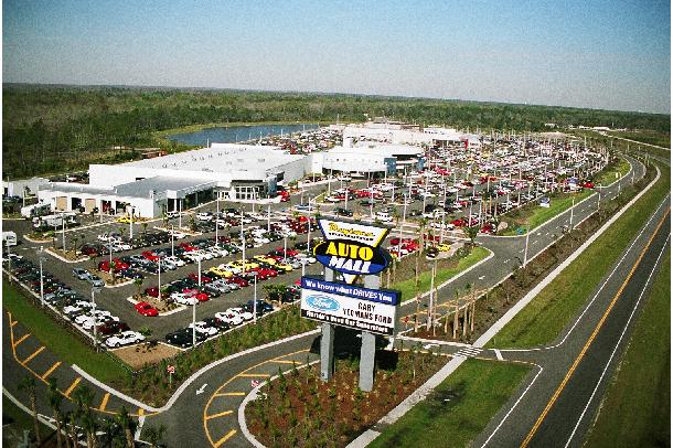 The Daytona International Auto Mall