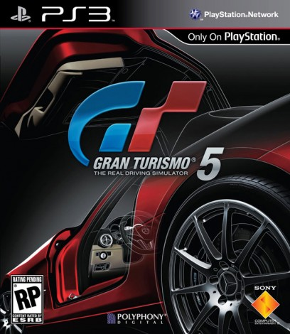 GT5 cover 408x470 Gran Turismo 5 Finally Arrives