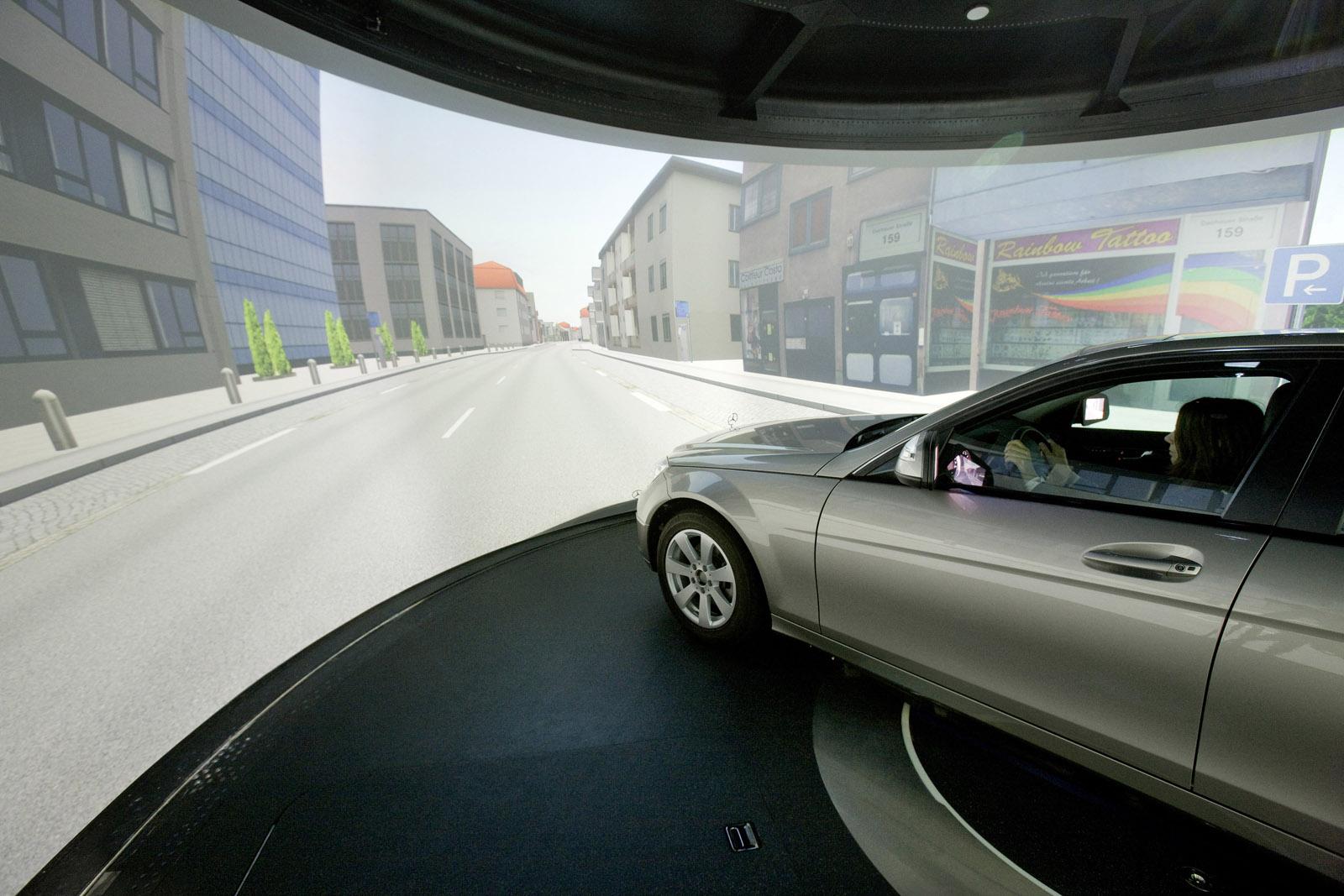 most realistic driving simulator how sense maker. Black Bedroom Furniture Sets. Home Design Ideas