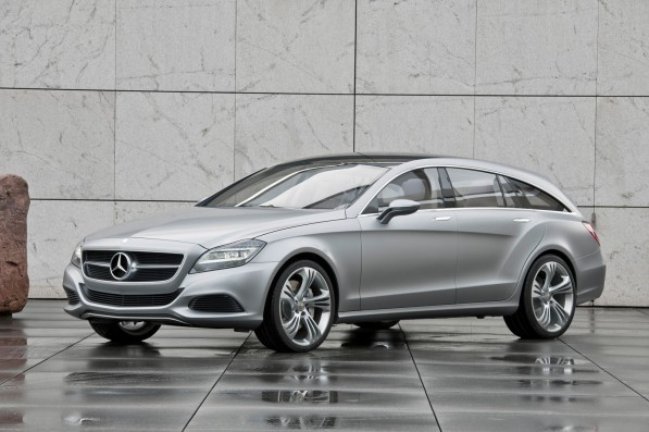 mb cls sblarge015 597x397 CLS Shooting Brake gets the green light