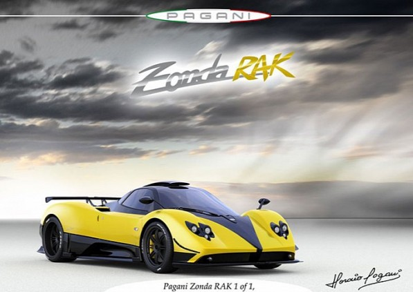pagani zonda rak one off revealed medium 1 597x423 The Pagani Zonda RAK