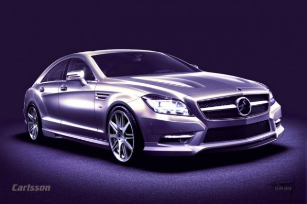 CarlssonCLS350 1 597x397 Carlsson Soups up 2011 CLS 350