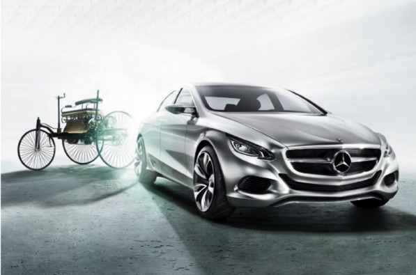 Daimler MercedesBenz 125Years 597x395 Mercedes Benz Announces 125th Anniversary Campaign