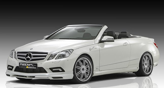 Piecha E Class CC lead W207 E Class Upgraded By Piecha Design