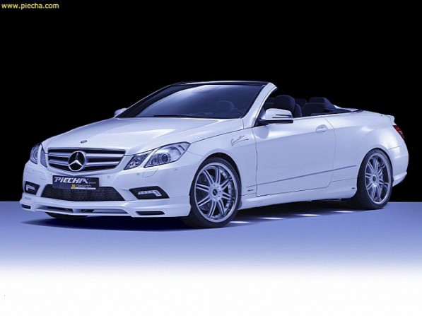 Piecha EClasscabrio01 597x447 New Piecha Kit for E Class Cabrio