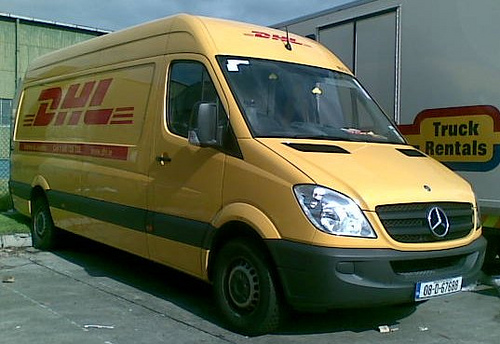 SprinterDHL DHL Places Bulk Order for 1,300 Sprinter Vans