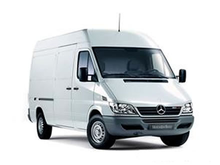 SprinterVan Daimler to Produce Sprinter Vans in Russia