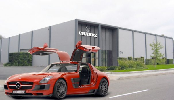 brabusHQ Brabus Opens North American Headquarters in Irvine