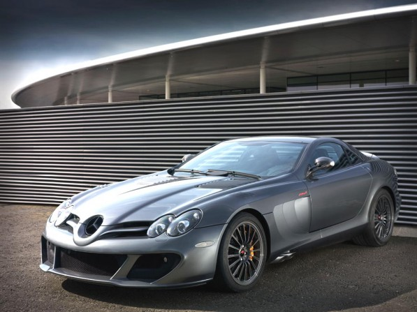 mercedes benz slr mclaren is back 27529 1 597x447 The Return of the Mercedes Benz SLR McLaren