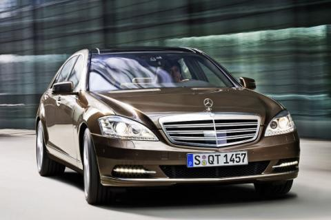 sclass 2010 Mercedes Benz Confident it will Meet 2010 Sales Goals