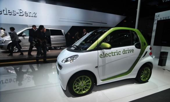 smartfortwo electricdrive Smart Fortwo Electric Drive, 8 Others Named Eligible for UK Subsidy