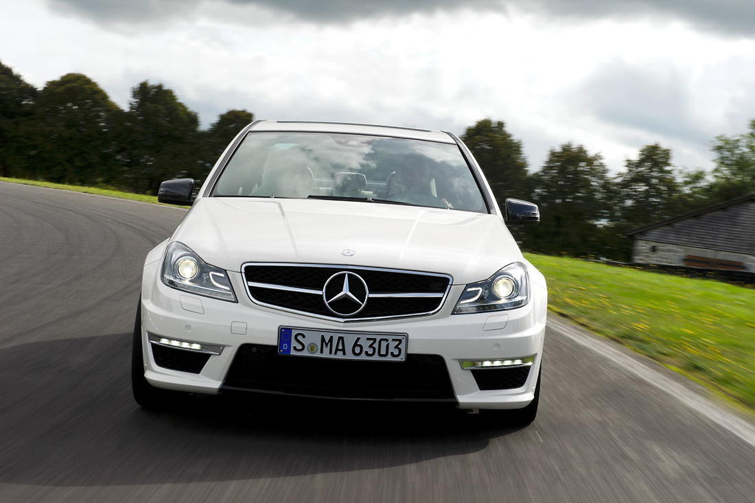 2012 C63 Grill On 2011 C63 Mbworld Org Forums