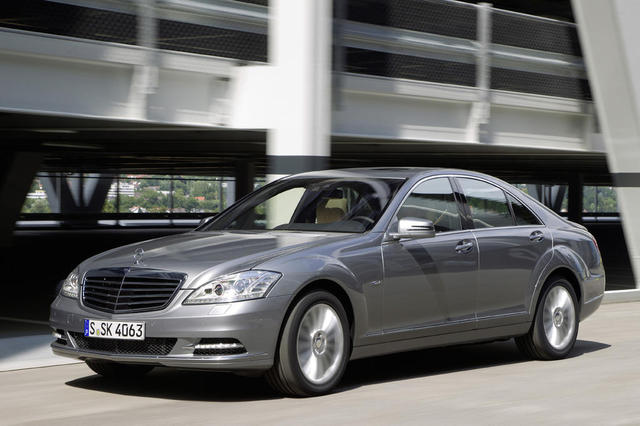 2012 Mercedes-Benz S350 BlueTec