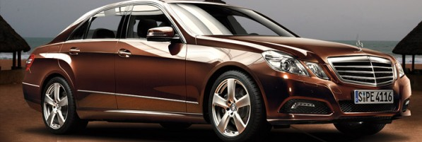 E Class Saloon 597x201 Merc to Unveil New E Class & C Class in Nigeria by Q1 2011