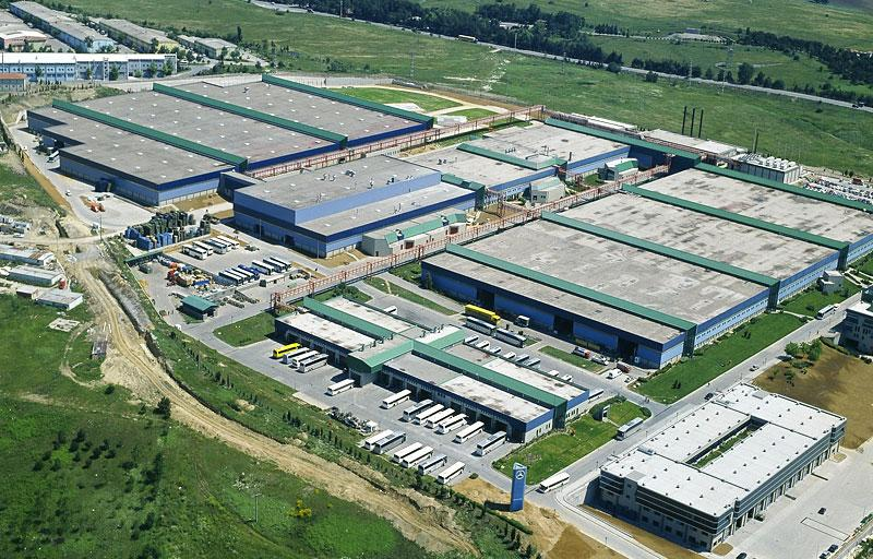 Mercedes-Benz Turk - Hosdere Plant