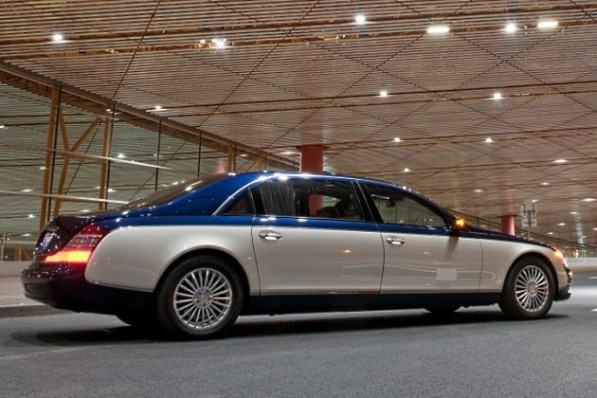 maybach2011 597x398 Maybachs On The Threshold As Daimler Debates Divisions Future