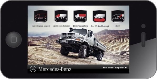 mb zetros app 597x301 Mercedes Benz Releases New Zetros iPhone/iPad App