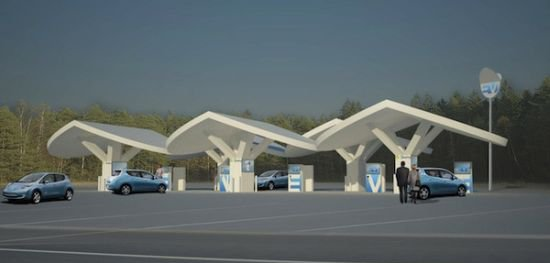 modalterminal SMART Sites To Provide Charging Stations For Electric Vehicles