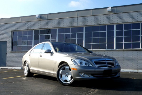 speedriven s600 full 597x398 Speedriven Delivers 695hp Mercedes Benz S600