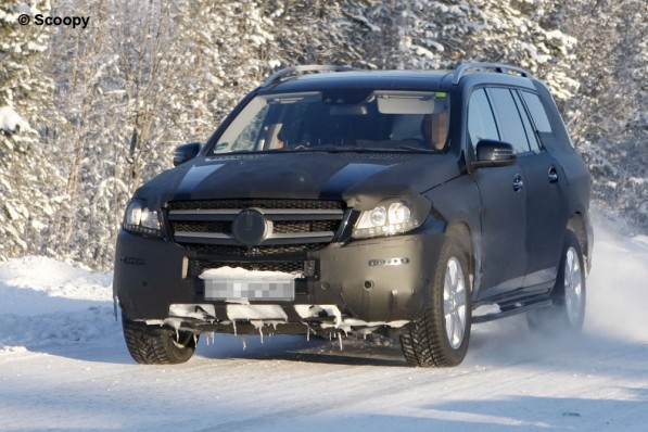 2012GL 597x398 2012 GL Seen Testing In Sweden