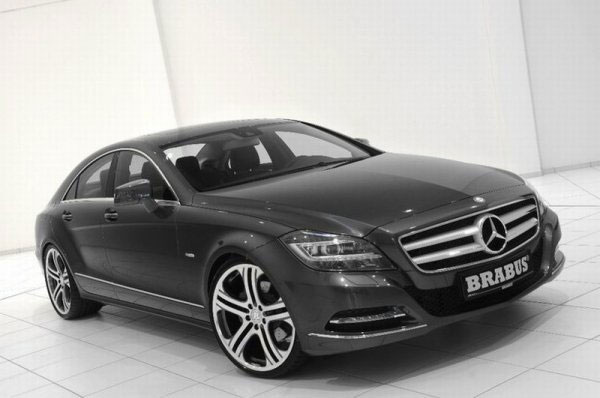 BrabusCLS Brabus Whets Customer Appetites With Brabus CLS Preview