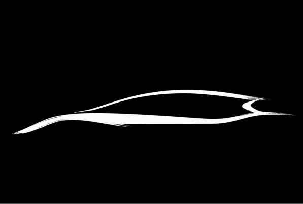 infiniti etheria concept sketch 597x402 Mercedes Benz to Power Infiniti Etheria Concept