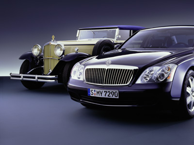 maybach 01 Maybach Brand Is Relaunched In Indian Subcontinent