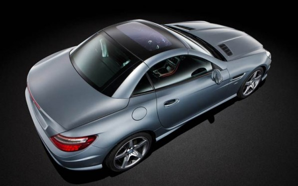 skyglass 597x373 Nanoparticle Technolgy Debuts In Mercedes Magic Sky Control