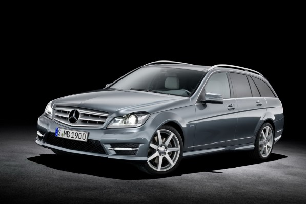 2012 Mercedes C Class 100 597x398 [Video] Mercedes Launches A Class Ahead Ad Campaign