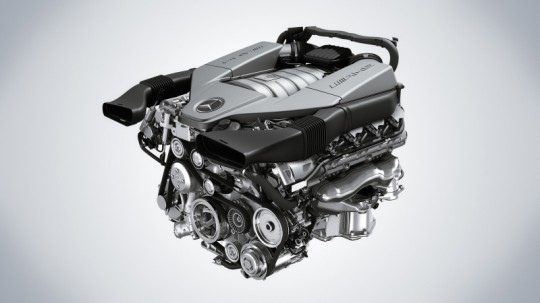 63 engine Mercedes Settles Debate Over C Coupe Engine